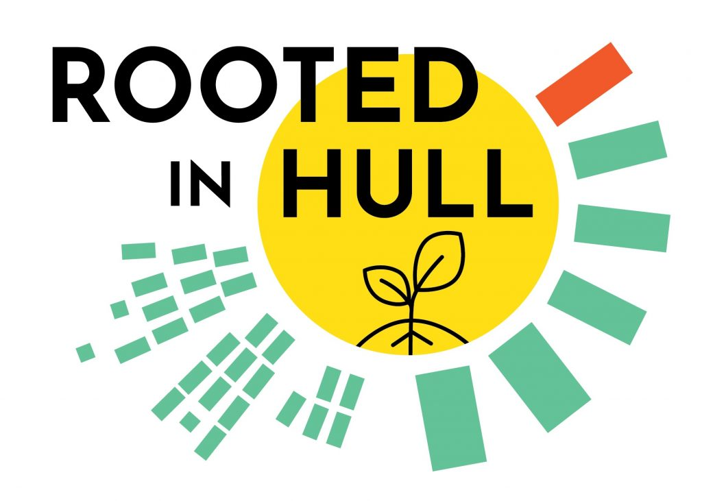 Rooted in Hull logo